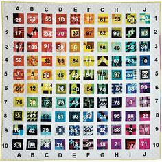 Sew Sweetness: City Sampler Sew Along: Blocks 22, 23, and 24