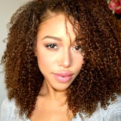 Virgin Mongolian Kinky Curly Hair | Natural Hair Extensions | Remy | Mercy's Hair Extensions