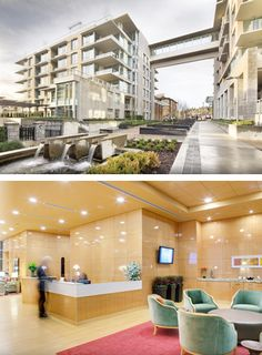 Retirement Housing? Yes. These are the Fancy Digs at Tapestry at Wesbrook Village UBC in Vancouver BC