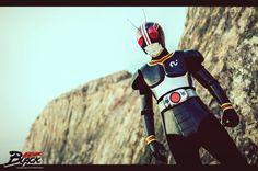 Kamen Rider Black by ~fritzfusion on deviantART