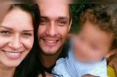 Mãe confessou o crime    Crime Bárbaro- Após a morte do marido em um acidente envolvendo a moto e...