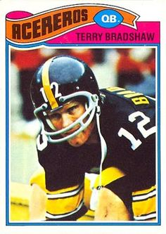 Terry Bradshaw - NFL Hall of Fame Quarterback Steelers Football, First Football Game, Here We Go Steelers, Dallas Football, Football Helmets, Steelers Stuff, College Football, Football Players, Dallas Cowboys