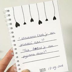 In dit boekje bewaar je de leukste uitspraken van jouw kindje! Om, Notebook, Instagram Posts, The Notebook, Exercise Book, Scrapbooking