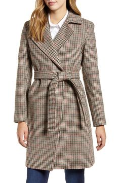 online shopping for Cole Haan Wool Blend Coat from top store. See new offer for Cole Haan Wool Blend Coat Long Sleeve Silk Dress, Coats For Women, Clothes For Women, Boucle Coat, Striped Jacket, Leather Mini Skirts, Faux Fur Jacket, How To Roll Sleeves, Plus Size Blouses