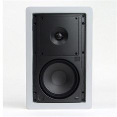 Klipsch R-2650-W 50 W RMS/200 W PMPO Speaker - 2-way - White by Klipsch. $198.00. The affordable R2650W in-wall loudspeaker makes discrete audio a convincing reality for almost anyone. Built to the same exacting standards as all Klipsch products, this high-performance model doesn't suffer from the design shortcuts and sonic compromises that plague competing designs. Good sensitivity and power handlingSingle piece grille frame and rustproof aluminum grilleIR re...