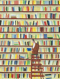 Pinzellades al món: Dia de la Biblioteca: 24 d'octubre 2013 / Library Day 2013