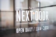 Next Door Glendale | The Kitchen