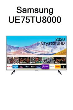 Samsung Compare UK prices and find the cheapest deals from 12 stores. Led Tvs, Bt Sport, Prime Video, Smart Tv, Netflix, Samsung, Crystal, Sam Son, Crystals