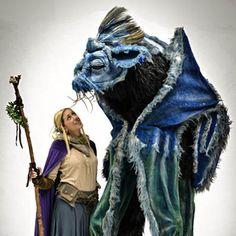 Stilt Mythical Creatures