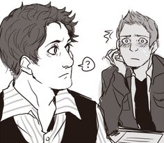 I love the high school AU where Dean has such a crush on Dean and Cas is so oblivious to it, just kinda putting down Dean's occasional staring as normal. But Dean is so cute and insecure about his crush, too scared to reveal it to Cas and ask him out or anything. UGH. I need to stop having Destiel feels.