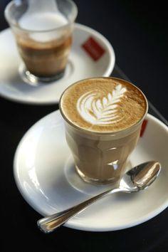 A #cappuccino from #Sydney's Artisan Focacceria.