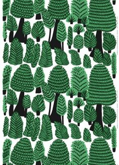 I love the bold designs of Finnish design house Marimekko.