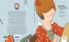 Pintar-Pintar blog / Novedá: Xosefa de Xovellanos. La Esbelta. La dama ilustrada de les Lletres Asturianes, de Vicente García Oliva e Ilemi Cuesta Mier Family Guy, Blog, Fictional Characters, Illustrations, Blogging, Fantasy Characters, Griffins