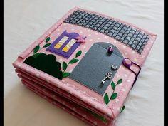 (719) Мягкая развивающая книжка. Кукольный дом 10 (США) #Soft book.Doll house. - YouTube