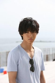 Yamazaki Kento in A Girl & Three Sweethearts  #山崎賢人 #好きな人がいること