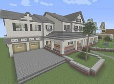 Appealing minecraft house blueprints mansion darts design com brilliant cool modern houses Cool Modern Minecraft Houses, Minecraft Modern Mansion, Minecraft Houses Xbox, Minecraft House Tutorials, Minecraft Houses Survival, Minecraft Houses Blueprints, Minecraft House Designs, Minecraft Crafts, House Blueprints