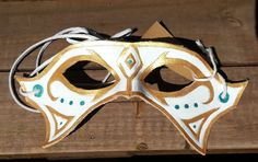 Persian Warrior I Mask  Ready To Ship by BoondockStudios on Etsy, $65.00
