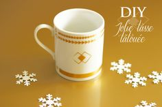 customiser une tasse en porcelaine blog DIY Artlex 2