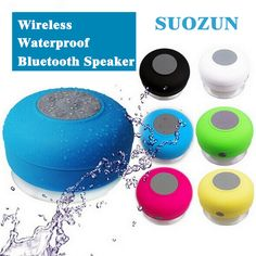 Find More In-ceiling Speakers Information about SUOZUN Bluetooth Portable Waterproof Wireless mini Speaker for Shower Music LED flashing Column with Sucker BTS 06 Free Shipping,High Quality speaker for shower,China mini speaker Suppliers, Cheap speaker for from SUOZUN Authorized Store on Aliexpress.com