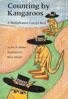 love this book. the art is certainly not my style, but i read that the artist studied aboriginal art for this book and it made me more appreciative of the concept.