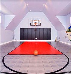 Dream room #goals #basketball