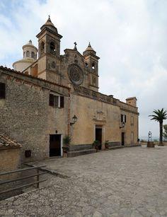 La ermita de Bonany es uno de los lugares favoritos para ir de ruta de Francesc Robert R.