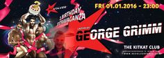 #Revolver 2nd #Birthday #Anniversary 01/01/2016 was #epic!!Hope to #cu soon in our #great #venue...the #KitKat #Club #Berlin!!Monthly every 2nd #friday.  Except on the #Easter #weekend.  Revolver meets #BEAST @ #magdalena #ostkreuz!!! ;)