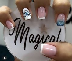 Acrylic Nails Coffin Short, Simple Acrylic Nails, Best Acrylic Nails, Cute Gel Nails, My Nails, Bridal Nails Designs, Semi Permanente, Mauve Nails, Square Nail Designs