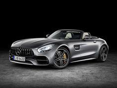Mercedes-AMG GT C Roadster: 557 PS verlangen nach Frischluft