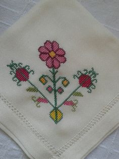 Nişoşum Hand Embroidery, Cross Stitch, Rage, Dots, Dressmaking, Pattern
