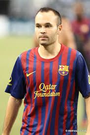 Celé jméno:Andrés Iniesta Luján Používané jméno:Andrés Iniesta Národnost: Španělsko Datum narození:11.05.1984 Výška:173 cmVáha:64 kg Pozice:záložníkČíslo dresu:8 Klub:FC Barcelona (ESP)