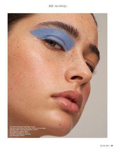 Eurforia Boja (Elle Serbia) Beauty Shots, Beauty Photography, Makeup Inspiration, Stylists, Rings, Model, Beauty Photos