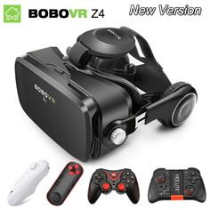 1466b9b48954 Virtual Reality goggle 3D VR Glasses Original BOBOVR Z4  bobo vr Z4 Mini  google cardboard VR Box 2.0 For 4.0-6.0 inch smartphone