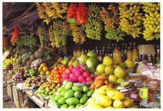 Natürlich Gesund: Gemüse, Obst und Gesundheit: Gross angelegte Beoba...