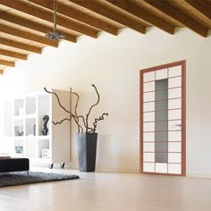 Door, Roof, Flooring – All Bamboo - In what all ways can bamboo be used in and around the house? Actually there are so many-many products made from bamboo and in so many ways bamboo can be substituted for hardwood that you will be surprised.