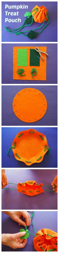 how to make pumpkin costume for kid