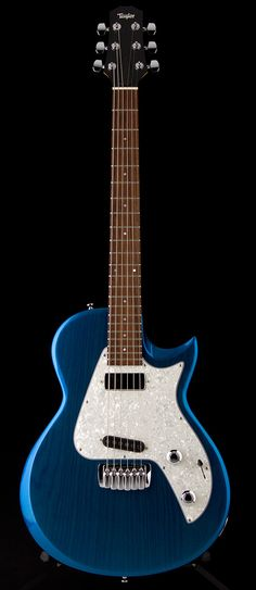 TAYLOR SB1 X in Viper Blue | Guitar Center
