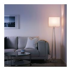 KLABB Floor lamp IKEA As the light can be dimmed, you are able to choose lighting suitable for every occasion.