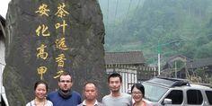 Tea chasers and tea makers in Anhua County Tea, Dark, High Tea, Teas, Tees, Darkness