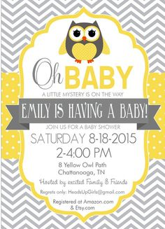 Baby girl owl shower invitation printable owl baby shower owl themed baby shower invitations 3 filmwisefo