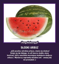 Fruits And Veggies, Vegetables, Something New, Good Advice, Better Life, Good To Know, Watermelon, Fun Facts, Diy And Crafts