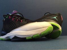 Nike Air Jordan CP3 VIII BEL AIR BLACK GAMMA BLUE {616805-015} Size 8 #Nike #AthleticSneakers