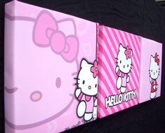 Hello Kitty Canvas