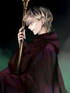 Tags: Anime, Staff, Axis Powers: Hetalia, Norway, Nordic Countries, Gori, Dark Background