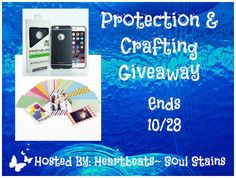 Blogger Opp~ Protection & Crafting Giveaway