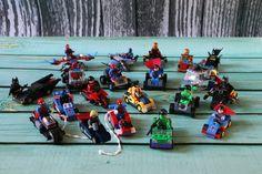 GRAB BAG - Block Hero Sets
