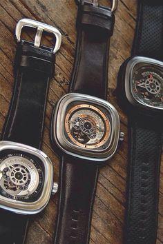 SevenFriday Skeleton Mens Watches