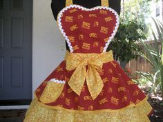 OMG I need this!!! USC Trojans Fight On Apron