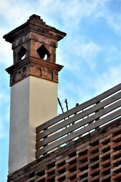 Roof Cap, Chimney Cap, Brick Arch, Brick Construction, Spanish Style, Garden Planters, Tudor, Bricks, Victorian