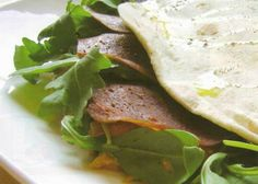 Carne din cereale Affettato Bresaola Seitan, Carne, Tacos, Ethnic Recipes, Food, Meals, Yemek, Eten